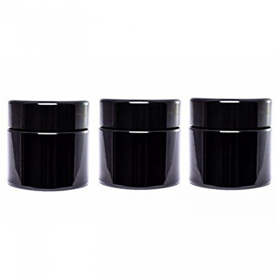 Glass UV Protection Storage Jar