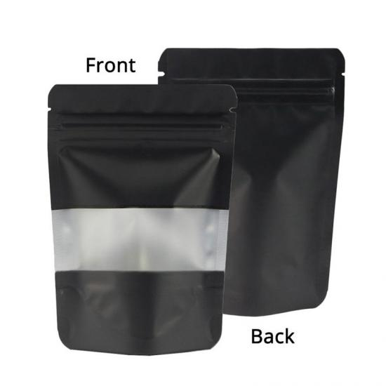 Mylar Bag Zipper Block Stand Up Pouch Oll Spell Pase Packaging Bag - Safecare