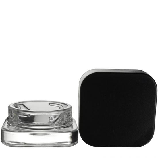 Qube Square Concentrate Jar